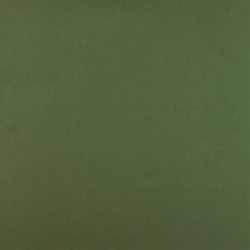 Plain cotton dark green
