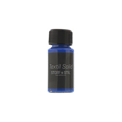 Textilfarbe Solid Blau 50ml